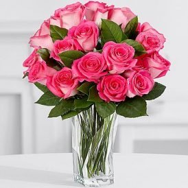Pink Jewel Roses ProFlowers.pk Pakistan delivery