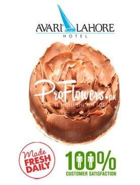 2Lbs Chocolate Truffle Cake - Avari