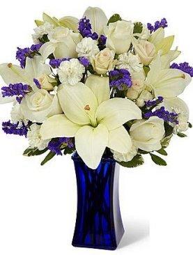 Beyond Sapphire Flowers