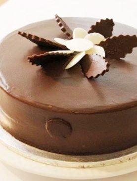 Chocolate Fudge Delight Cake
