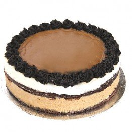 Coffee Mousse Cake