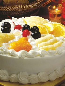 Premium Mixed Fruit Cake