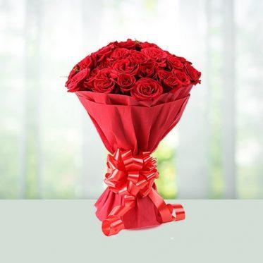 RedRosesBouquet I Send flowers to lahore I Proflowers.pk