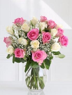 Pastel Roses Love