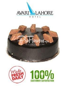 2LBS CHOCOLATE MARS CAKE