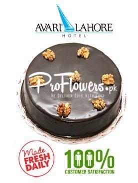2Lbs Savana Fudge Cake - Avari Hotel