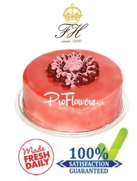 2Lbs Strawberry Sponge Cake