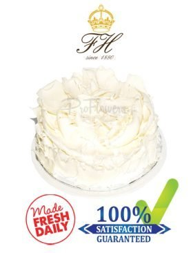 2Lbs White Forest Cake