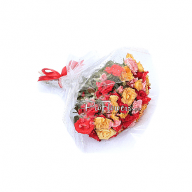 36 Roseful Love Bouquet