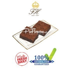 American Brownie Pastry | Falettis Hotel Cakes Online | ProFlowers.pk