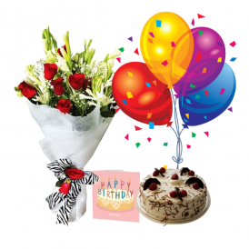 Lahore Birthday Blast I Send Flowers to Lahore Pakistan I proflowers.pk