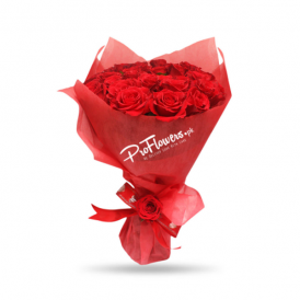 Valentine Special Red - Cheap Red Rose Online - Proflowers.pk
