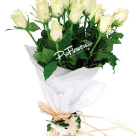 White Flowers For Valentine's Day Send Valentin's Day Flowers Online