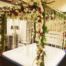 Bridal Room Decoration - Masehri Online - Proflowers.pk