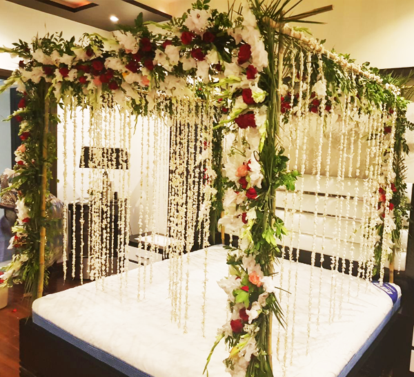 Kitchen Decoration Pakistan: Bridal Room Decoration