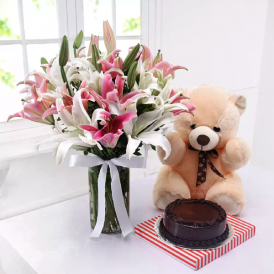 You Deserve the Best - Send Flowers Cakes & Teddy Online - Proflowers.pk