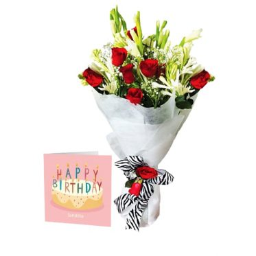 Happy Birthday Lahore - Cheap Birthday Flowers Online - Proflowers.pk