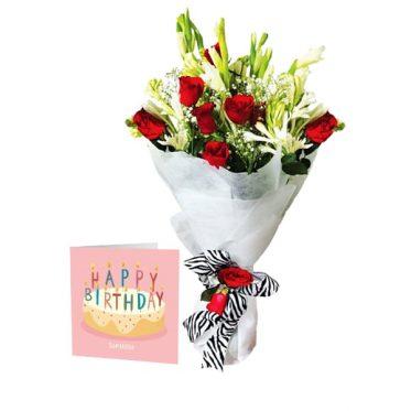 Happy Birthday Lahore - Cheap Birthday Flowers Online - Proflowers.pk