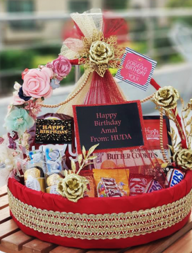 Grand Luxury Basket