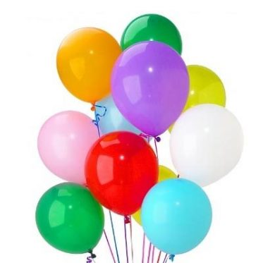 Balloons Bouquet | Birthday Balloons | Party Balloons | Gift Balloons