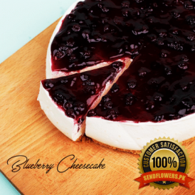 Blueberry Cheese Cakes - Online Cakes Delivery - proflowers.pk