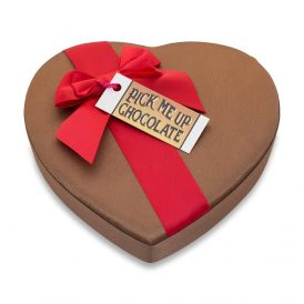 chocolates heart box proflowers.pk