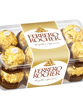 Ferrero Rocher 16 Pieces Box