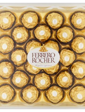 Ferrero Rocher 25 Pieces Box