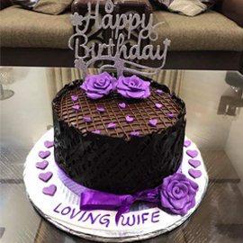 Customized Cake# 1