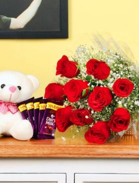 Pure Love – Roses And Chocolates