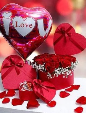 Valentine Memorable Moments