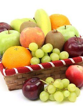 TREAT FRUIT BASKET