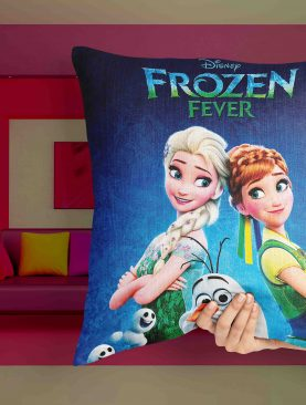 Frozen II Anna & Elsa Pillow