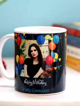 BIRTHDAY BALLOON MUG