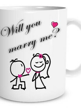 WILL YOU MARRY ME