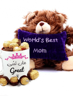 SWEET TREAT FOR MOM