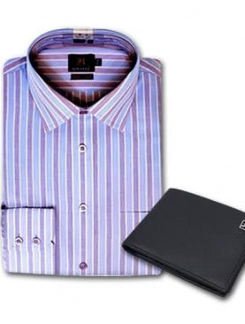 FORMAL SHIRT WITH JAFARJEES WALLET